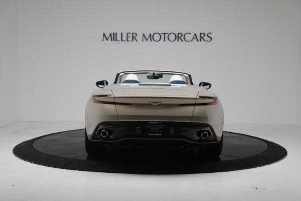 New 2020 Aston Martin DB11 Volante Convertible for sale $255,556 at Aston Martin of Greenwich in Greenwich CT 06830 17