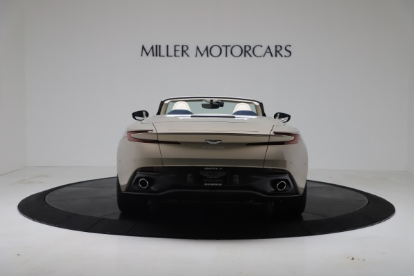 New 2020 Aston Martin DB11 Volante Convertible for sale $255,556 at Aston Martin of Greenwich in Greenwich CT 06830 18
