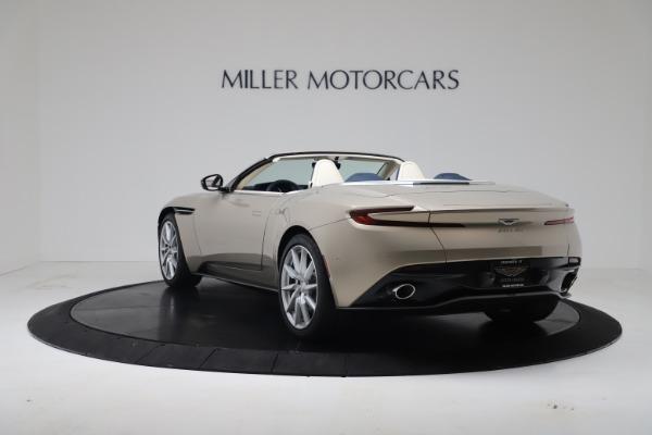 New 2020 Aston Martin DB11 Volante Convertible for sale $255,556 at Aston Martin of Greenwich in Greenwich CT 06830 19