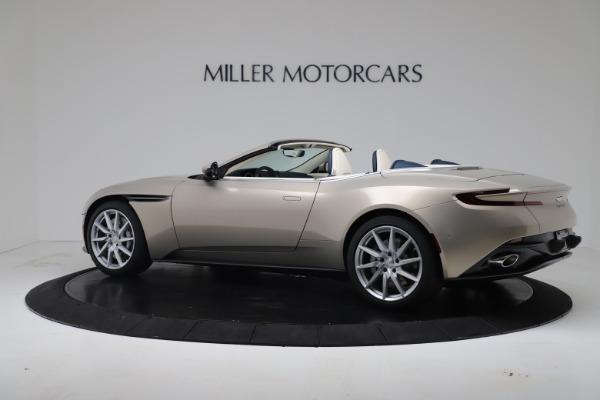 New 2020 Aston Martin DB11 Volante Convertible for sale $255,556 at Aston Martin of Greenwich in Greenwich CT 06830 21