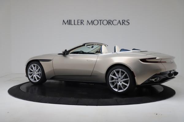 New 2020 Aston Martin DB11 Volante Convertible for sale $255,556 at Aston Martin of Greenwich in Greenwich CT 06830 22
