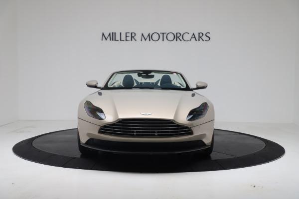 New 2020 Aston Martin DB11 Volante Convertible for sale $255,556 at Aston Martin of Greenwich in Greenwich CT 06830 5