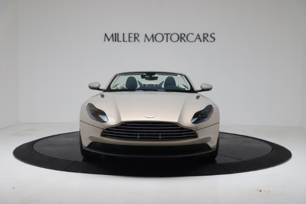 New 2020 Aston Martin DB11 Volante Convertible for sale $255,556 at Aston Martin of Greenwich in Greenwich CT 06830 6