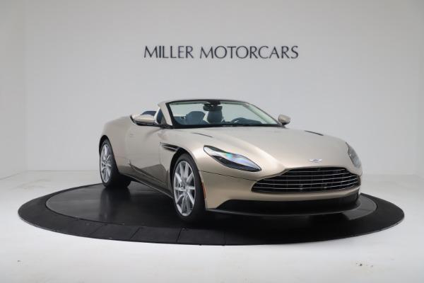 New 2020 Aston Martin DB11 Volante Convertible for sale $255,556 at Aston Martin of Greenwich in Greenwich CT 06830 7