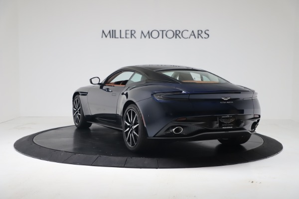 New 2020 Aston Martin DB11 V8 Coupe for sale $231,691 at Aston Martin of Greenwich in Greenwich CT 06830 10