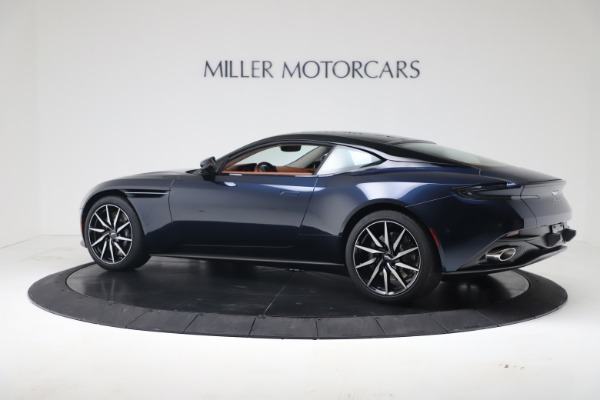 Used 2020 Aston Martin DB11 V8 Coupe for sale $195,750 at Aston Martin of Greenwich in Greenwich CT 06830 11