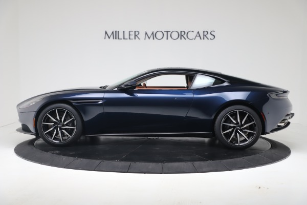Used 2020 Aston Martin DB11 V8 Coupe for sale $195,750 at Aston Martin of Greenwich in Greenwich CT 06830 12