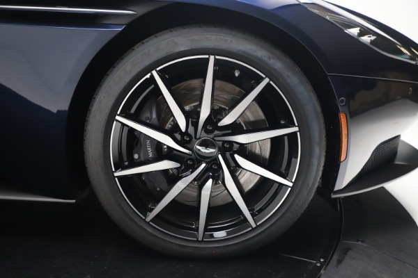 Used 2020 Aston Martin DB11 V8 Coupe for sale $195,750 at Aston Martin of Greenwich in Greenwich CT 06830 13