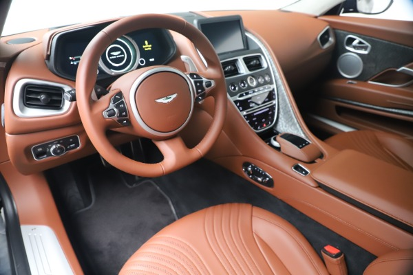New 2020 Aston Martin DB11 V8 Coupe for sale $231,691 at Aston Martin of Greenwich in Greenwich CT 06830 14