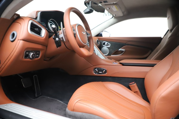 Used 2020 Aston Martin DB11 V8 Coupe for sale $199,990 at Aston Martin of Greenwich in Greenwich CT 06830 15
