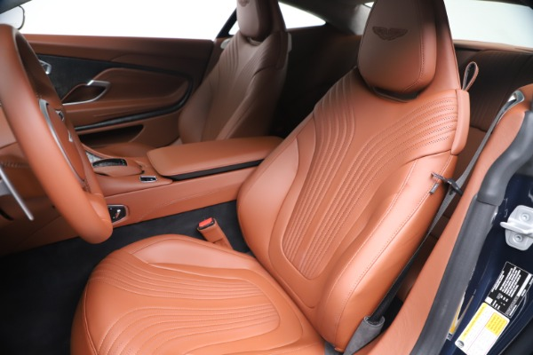 Used 2020 Aston Martin DB11 V8 Coupe for sale $195,750 at Aston Martin of Greenwich in Greenwich CT 06830 16