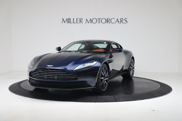 New 2020 Aston Martin DB11 V8 Coupe for sale $231,691 at Aston Martin of Greenwich in Greenwich CT 06830 2