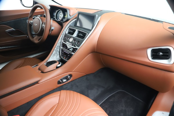 New 2020 Aston Martin DB11 V8 Coupe for sale Sold at Aston Martin of Greenwich in Greenwich CT 06830 20