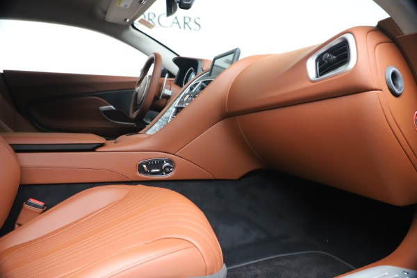 Used 2020 Aston Martin DB11 V8 Coupe for sale $195,750 at Aston Martin of Greenwich in Greenwich CT 06830 21