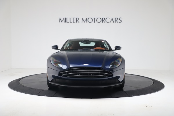 New 2020 Aston Martin DB11 V8 Coupe for sale $231,691 at Aston Martin of Greenwich in Greenwich CT 06830 3