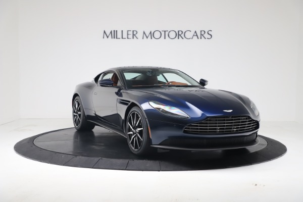 New 2020 Aston Martin DB11 V8 Coupe for sale $231,691 at Aston Martin of Greenwich in Greenwich CT 06830 4