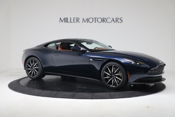 Used 2020 Aston Martin DB11 V8 Coupe for sale $195,750 at Aston Martin of Greenwich in Greenwich CT 06830 5