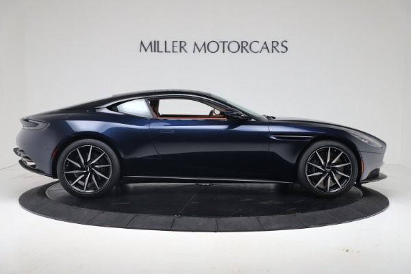 Used 2020 Aston Martin DB11 V8 Coupe for sale $195,750 at Aston Martin of Greenwich in Greenwich CT 06830 6