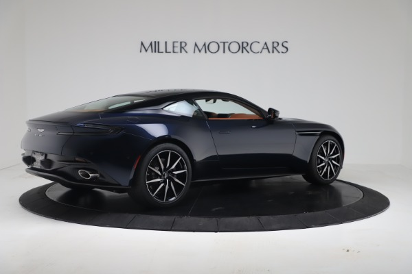 Used 2020 Aston Martin DB11 V8 Coupe for sale $195,750 at Aston Martin of Greenwich in Greenwich CT 06830 7