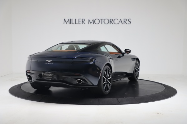 Used 2020 Aston Martin DB11 V8 Coupe for sale $195,750 at Aston Martin of Greenwich in Greenwich CT 06830 8