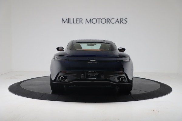 Used 2020 Aston Martin DB11 V8 Coupe for sale $195,750 at Aston Martin of Greenwich in Greenwich CT 06830 9