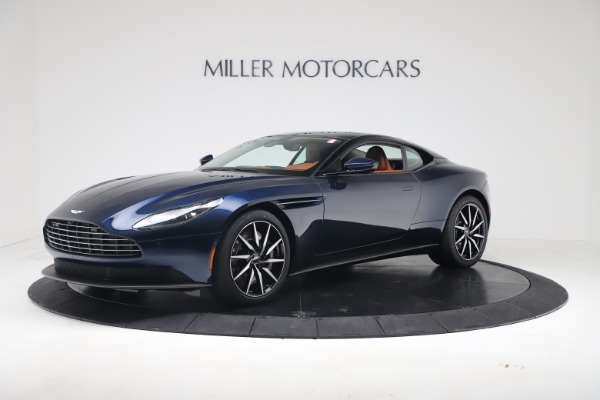 New 2020 Aston Martin DB11 V8 Coupe for sale $231,691 at Aston Martin of Greenwich in Greenwich CT 06830 1