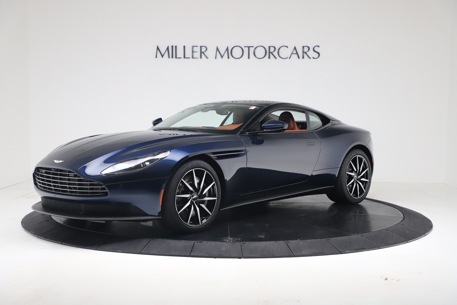 Used 2020 Aston Martin DB11 V8 Coupe for sale $195,750 at Aston Martin of Greenwich in Greenwich CT 06830 1