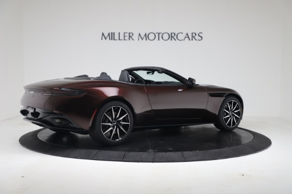 Used 2020 Aston Martin DB11 Volante Convertible for sale Call for price at Aston Martin of Greenwich in Greenwich CT 06830 10