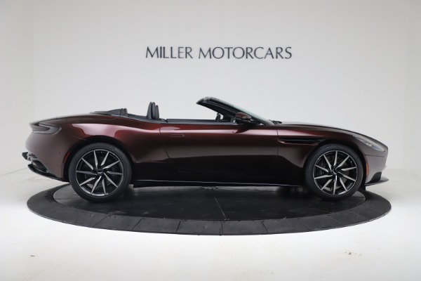 Used 2020 Aston Martin DB11 Volante Convertible for sale Call for price at Aston Martin of Greenwich in Greenwich CT 06830 11