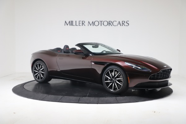 Used 2020 Aston Martin DB11 Volante Convertible for sale Call for price at Aston Martin of Greenwich in Greenwich CT 06830 12