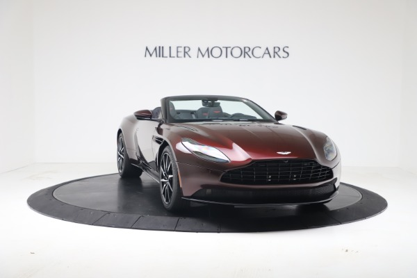 Used 2020 Aston Martin DB11 Volante Convertible for sale Call for price at Aston Martin of Greenwich in Greenwich CT 06830 13