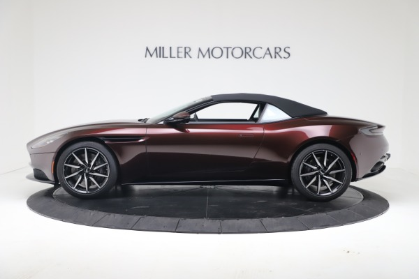 Used 2020 Aston Martin DB11 Volante Convertible for sale Call for price at Aston Martin of Greenwich in Greenwich CT 06830 14