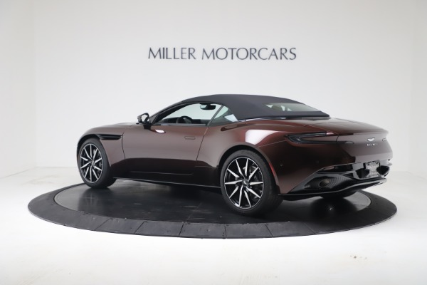 Used 2020 Aston Martin DB11 Volante Convertible for sale Call for price at Aston Martin of Greenwich in Greenwich CT 06830 15