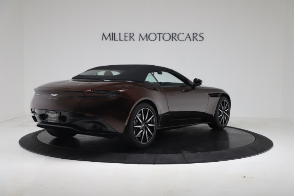 Used 2020 Aston Martin DB11 Volante Convertible for sale Call for price at Aston Martin of Greenwich in Greenwich CT 06830 16