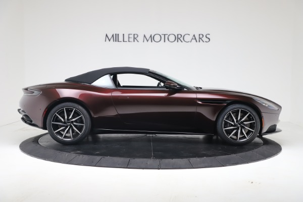 Used 2020 Aston Martin DB11 Volante Convertible for sale Call for price at Aston Martin of Greenwich in Greenwich CT 06830 17