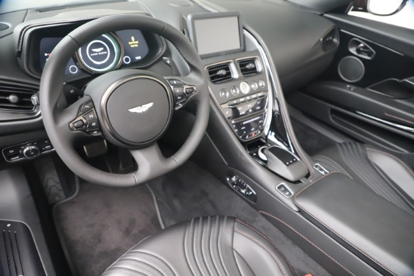 Used 2020 Aston Martin DB11 Volante Convertible for sale Call for price at Aston Martin of Greenwich in Greenwich CT 06830 19