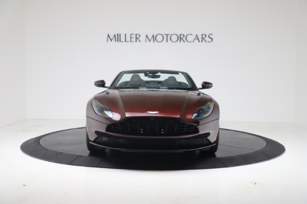 Used 2020 Aston Martin DB11 Volante Convertible for sale Call for price at Aston Martin of Greenwich in Greenwich CT 06830 2