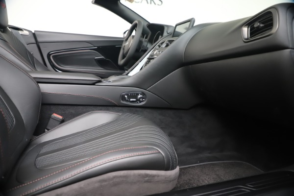 Used 2020 Aston Martin DB11 Volante Convertible for sale Call for price at Aston Martin of Greenwich in Greenwich CT 06830 28