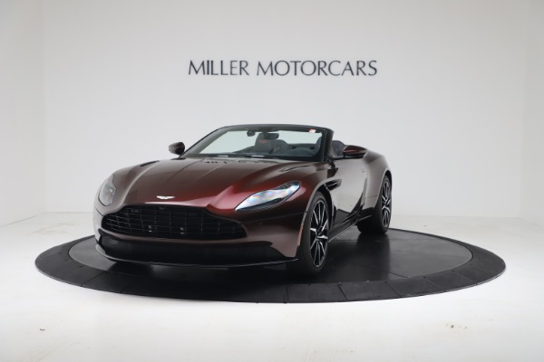 Used 2020 Aston Martin DB11 Volante Convertible for sale Call for price at Aston Martin of Greenwich in Greenwich CT 06830 3