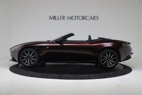 Used 2020 Aston Martin DB11 Volante Convertible for sale Call for price at Aston Martin of Greenwich in Greenwich CT 06830 5