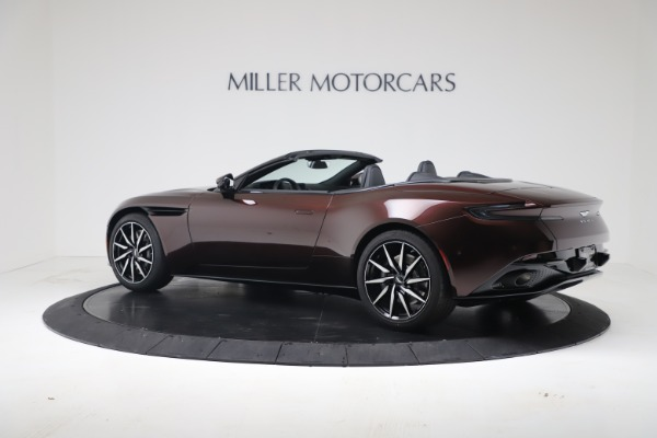 Used 2020 Aston Martin DB11 Volante Convertible for sale Call for price at Aston Martin of Greenwich in Greenwich CT 06830 6