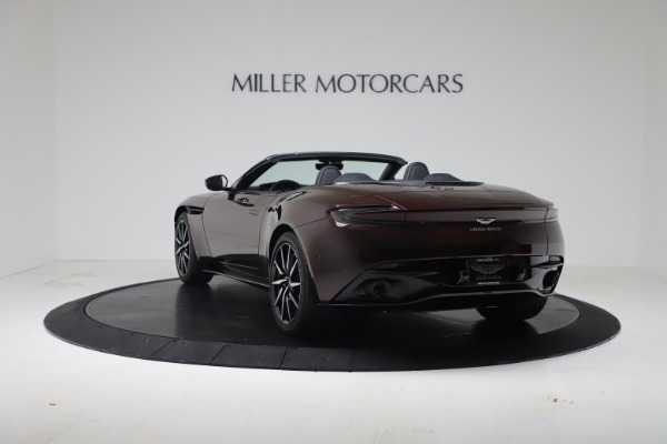 Used 2020 Aston Martin DB11 Volante Convertible for sale Call for price at Aston Martin of Greenwich in Greenwich CT 06830 7