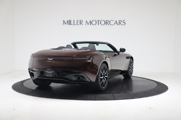 Used 2020 Aston Martin DB11 Volante Convertible for sale Call for price at Aston Martin of Greenwich in Greenwich CT 06830 9