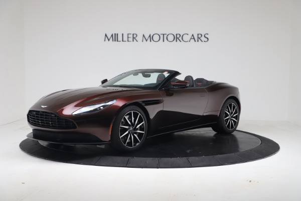 Used 2020 Aston Martin DB11 Volante Convertible for sale Call for price at Aston Martin of Greenwich in Greenwich CT 06830 1