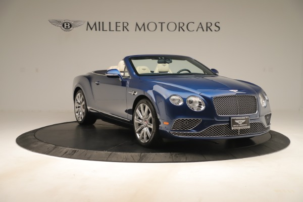 Used 2017 Bentley Continental GTC V8 for sale $154,900 at Aston Martin of Greenwich in Greenwich CT 06830 11