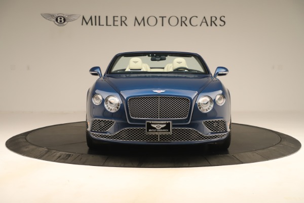 Used 2017 Bentley Continental GTC V8 for sale $154,900 at Aston Martin of Greenwich in Greenwich CT 06830 12