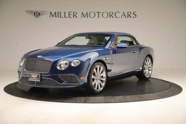 Used 2017 Bentley Continental GTC V8 for sale $154,900 at Aston Martin of Greenwich in Greenwich CT 06830 13