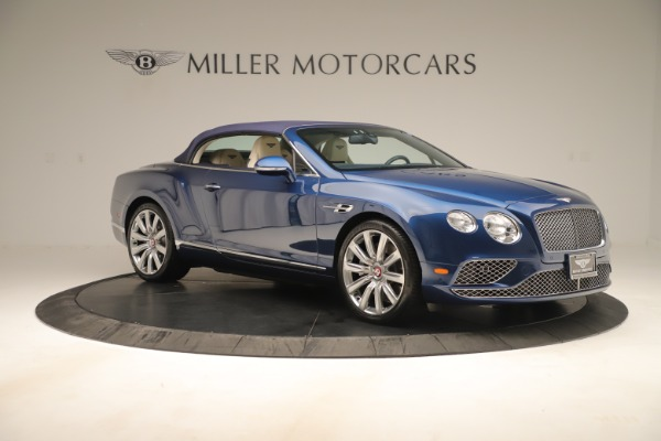 Used 2017 Bentley Continental GTC V8 for sale $154,900 at Aston Martin of Greenwich in Greenwich CT 06830 19