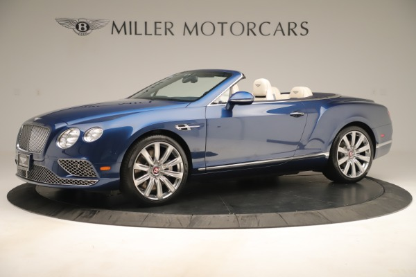 Used 2017 Bentley Continental GTC V8 for sale $154,900 at Aston Martin of Greenwich in Greenwich CT 06830 2