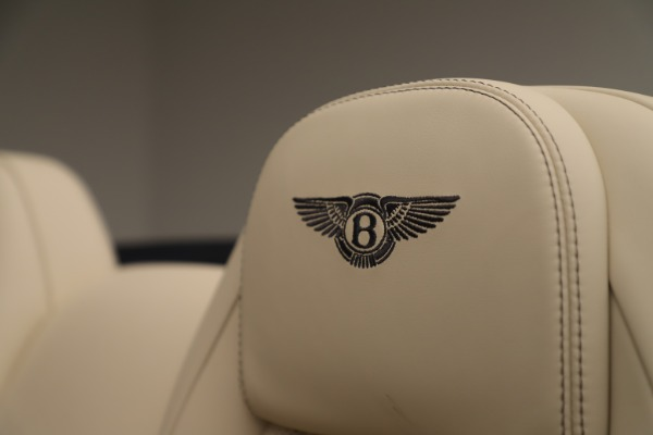 Used 2017 Bentley Continental GTC V8 for sale $154,900 at Aston Martin of Greenwich in Greenwich CT 06830 27